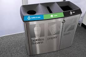 outdoor trash cans modern  design outdoor trash cans – sorrentos