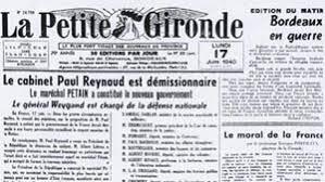 """Résultat de recherche d'images pour """"livre sur le 18 juin 1940"""""""