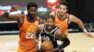 Phoenix Suns sind schlagbar! Clippers verkürzen in NBA-Playoffs - Sport-Mix  - Basketball - NBA