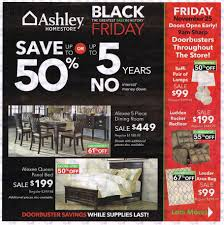 Ashley Furniture Black Friday Ad 2016