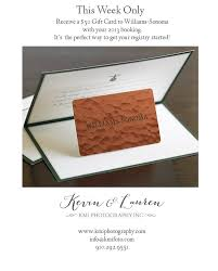 50 gift card to williams sonoma