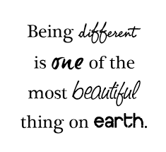 Quotes About Being Different Magnificent Quotes About Being Beautiful WeNeedFun