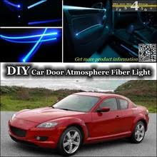 2014 mazda rx8 interior. for mazda rx8 rx 8 interior ambient light tuning atmosphere fiber optic band lights inside door panel illumination refit 2014 rx8