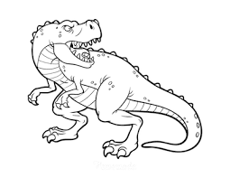 Coloring pages holidays nature worksheets color online kids games. 128 Best Dinosaur Coloring Pages Free Printables For Kids