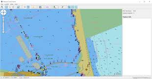 Maritime Map Developer Check Out The Nautical Charts