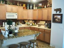 Kitchen Kitchen Countertop Ideas Awesome Small Inspirations Also Counter Decorating