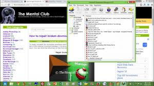 How to repair a broken download link of IDM? - Solution of IDM Cannot resume  downloading the file - YouTube