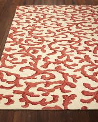 image 1 of 2 marinda indoor outdoor rug 7 8 x