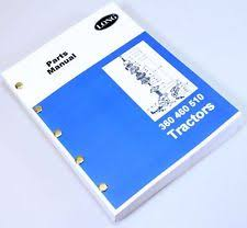 long tractor manual long 360 460 510 tractor parts catalog manual book exploded views numbers