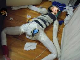 Man Shaped Pillow My Roommate Made A Person Shaped Pillow To Sleep With Wtf