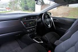 Toyota Corolla Sport Inside. Gallery Of Toyota Corolla Sport ...
