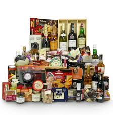 Scottish Hampers  Christmas Hampers  Fast Delivery UK And WorldwideTraditional Scottish Christmas Gifts