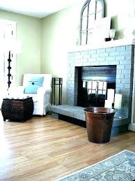 C Living Room With Brick Fireplace Paint Colors Painted Ideas Best Fireplaces