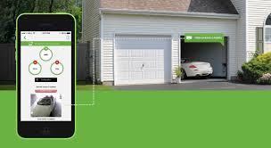backyards iphone remote control your merlin mt100evo tiltmaster luxury garage door