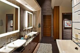 Impressive Interior Design Master Bathroom Modern Bath Contemporarybathroom Houzz With Perfect Ideas