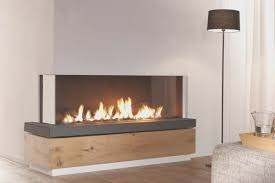 Electric Fireplace Two Sided Corner Fireplaces Two Sided Corner Double Sided Electric Fireplace