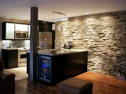 Kitchen Accent Wall Kitchen Home Remodeling Ideas For Basements Kitchen Accent Wall