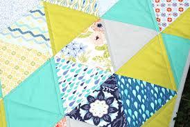 Sunnyside Triangle Quilt Finish! - The Sassy Quilter &  Adamdwight.com
