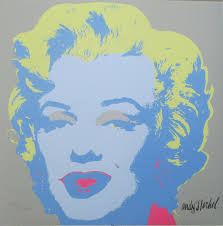 andy warhol marilyn monroe signed limited edition lithograph 1537 2400 ii 26