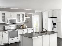 image of white kitchen cabinets vintage