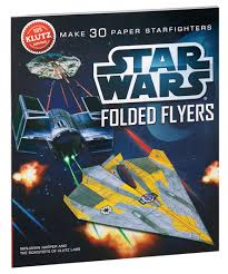 Pictures Of Flyers Amazon Com Klutz Star Wars Folded Flyers Make 30 Paper
