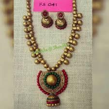 shambhavi terracotta jewellery work t nagar chennai