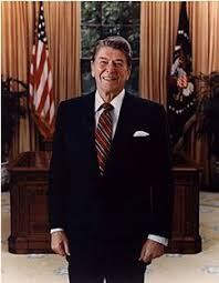 ronald reagan ronald reagan