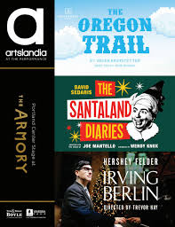 The Oregon Trail The Santaland Diaries Irving Berlin by.