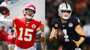 Chiefs-Raiders odds, predictions: Betting lines, picks for NFL Week ...
