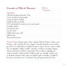 Resultado de imagem para imagens de receitas DE PEIXES TUCUNARÉ