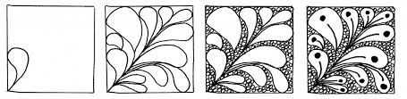 Zentangle Pattern Ideas Cool 48 Easy Zentangle Patterns To Give You Great Ideas For Your Own