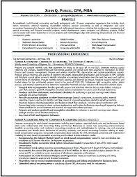 Accountant Cv Sample Free Best Accounting Resume Sample Account New Accounting Intern Resume