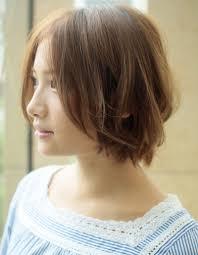 Hair記事ゆるーーくパーマをかけたボブスタイル2012秋冬ショート