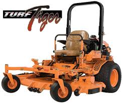 the scag turf tiger acirc cent scag commercial mowers lawn and garden dual fuel turf tiger model is also available