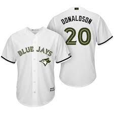 Donaldson Day 2017 Josh Blue Memorial Jersey Jays aefacedfdccec|What's The Significance Of This?