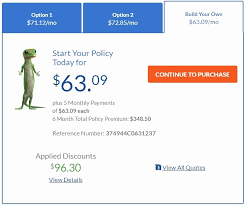 Geico Car Insurance Quote