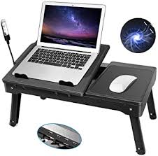 Moclever Laptop Table for Bed-Multi-Functional ... - Amazon.com