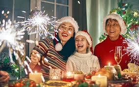 Regency Family Christmas Dinner Regency Retirement Birmingham