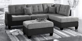 brozvan 3 seater lhs sectional sofa