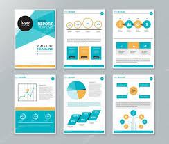 Company Profile Annual Report Brochure Flyer Page