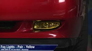 mustang fog lights pair (99 04 gt v6 mach 1) review youtube 99 04 Mustang Fog Light Wiring Harness mustang fog lights pair (99 04 gt v6 mach 1) review 99-04 Mustang Ignition Starter Switch