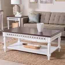 Walnut Furniture Living Room Walnut Coffee Table Set Coffetable