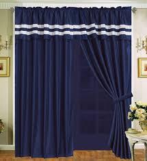 Impressive Striped Striped Navy Blue Curtain Panels With Navy Blue Curtains  Ikea Royal Blue Curtains Blue