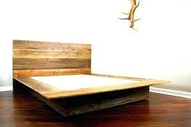 sunken bed frame. Perfect Sunken Sunken Platform Bed Frame Large Size Of  For T