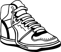 nike shoes drawings. clip arts related to : nike jordans shoes drawings clipart