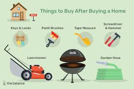 Image Ideas The Balance 2018 The Balance Things To Buy After Buying Home