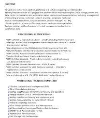Amazing Emc Storage Resume 76 For Sample Of Resume With Emc Storage Resume