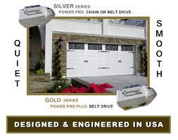 access garage doorsGenesis Home Access Garage Door Operators