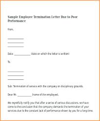 15 Employment Termination Letter Salary Slip