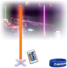 Colour Changing Tube Light Minisun Mood Lighting Colour Changing Led Tube Light Amazon